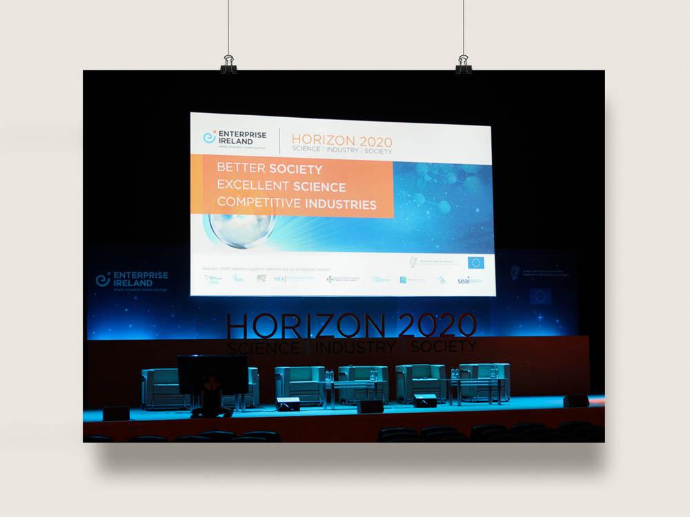 Think Media - Enterprise Ireland - Horizon 2020