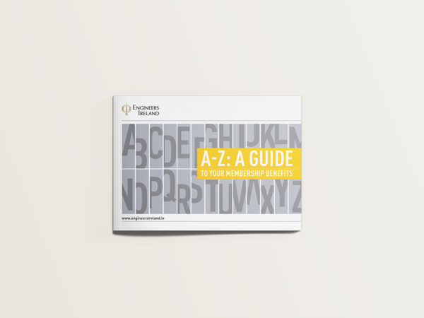 Think Media - Engineers Ireland - A-Z: A Guide