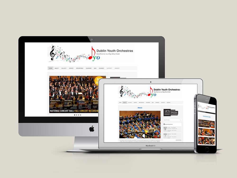 Think Media - Dublin Youth Orchestras