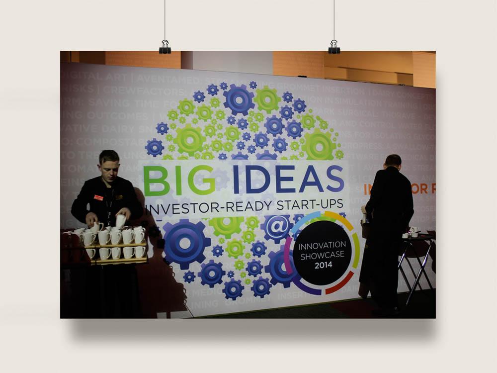 Think Media - Enterprise Ireland - The Innovation Showcase