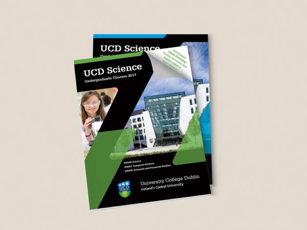 Think Media - UCD Science Undergraduate Courses 2017